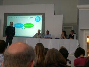 Y2L conference panel