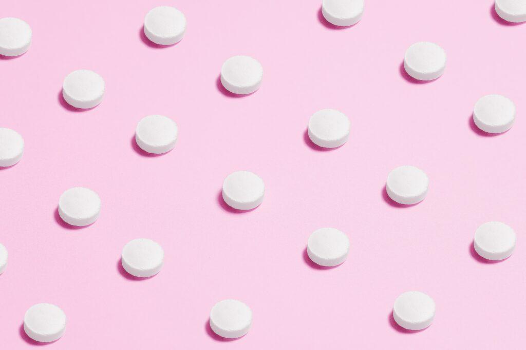 Medication tablets